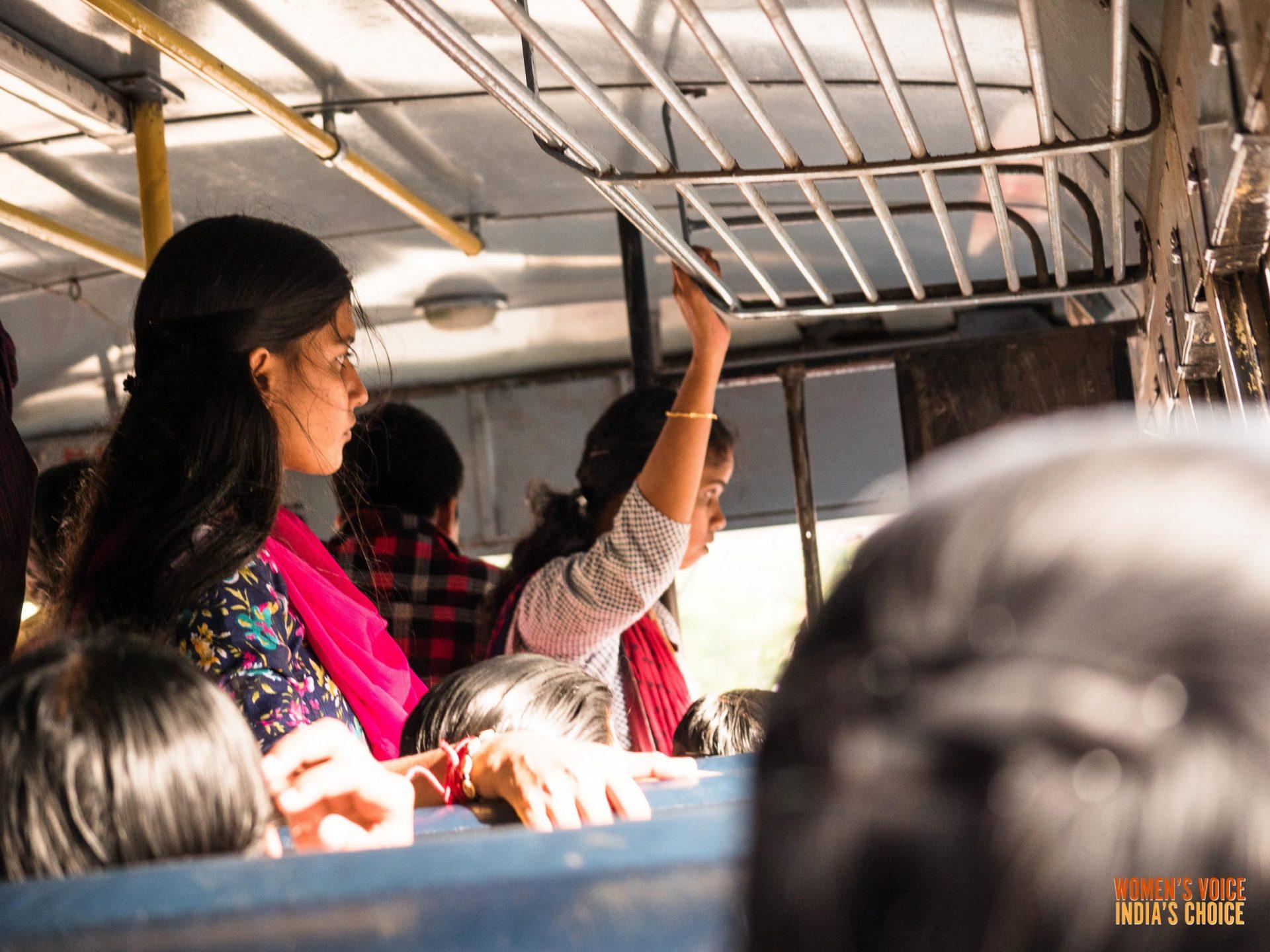 WOMEN'S VOICE – INDIA'S CHOICE a documentary