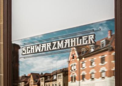 Schwarzmahler